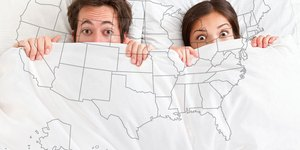 The 5 States That Get the Most (and Least!) S…
