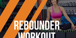 The Mini Trampoline Workout You'll Feel All O…