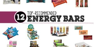 The Top 12 Energy Bars for Every Occasion (Po…