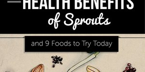 The Health Benefits of Sprouts and 9 Foods to…