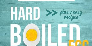 How to Make the Perfect Hard-Boiled Egg Plus …