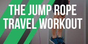 A Fat-Blasting Jump Rope Workout You Can Trav…