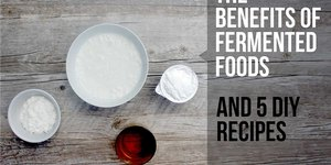 The Benefits of Fermented Foods and 5 DIY Rec…