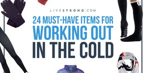 24 Must-Have Items for Working Out in the Col…