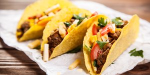 What's Really Inside Taco Bell's Crunchy Beef…