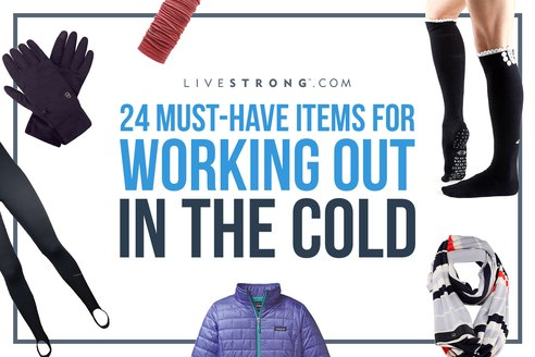 24 Must-Have Items for Working Out in the Cold