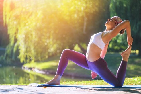 What's the Best Time of Day to Practice Yoga?