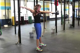 Kettlebell Swing: Hard vs. Soft