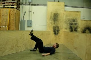 How to Fall When Tackling a Bigger Obstacle in Parkour