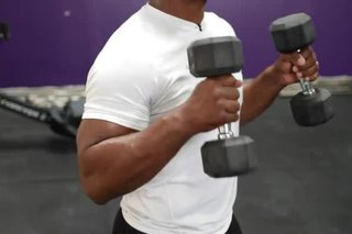 Lateral Raises & Hammer Curls