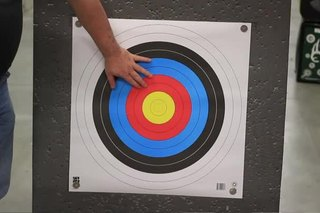 What Is the Red Ring on an Archery Target Called?