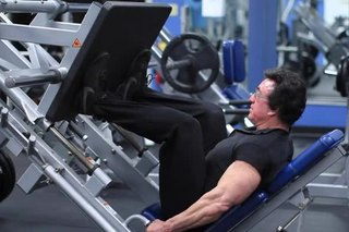 What Weight Should a Woman Start Leg Presses At?
