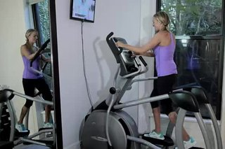 Elliptical Sprint Workout