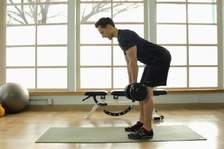 How to Do a Bent-Over Row