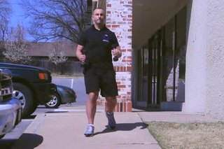 Muscle Tightening With Walking
