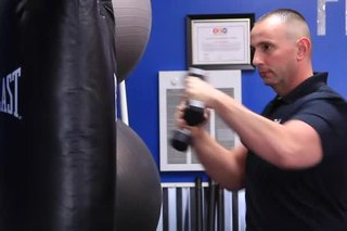 How to Increase Your Punching Power With Arm Weights