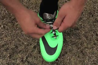 How to Tie Your Cleats