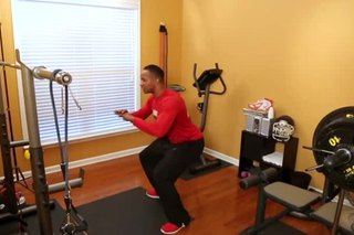 How to Train for 5x5 Squats