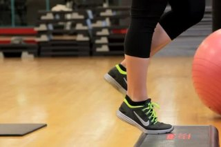Calf Raises for Tendonitis