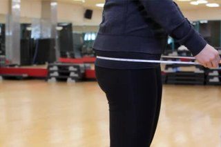 How to Measure Your Glutes