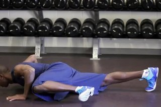 How to Get a Six-Pack by Doing Push-Ups
