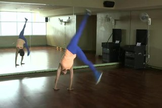How to Do a Cartwheel for Non-Flexible People