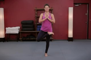 How to Improve My Standing Tree Bikram Pose