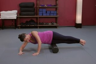 Foam Roller to Stretch Abductors