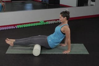 How to Roll Out Your Hamstrings