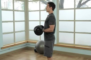 Exercise for Hyperextension in the Arms