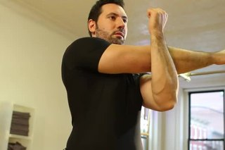 Arm Adduction Stretches