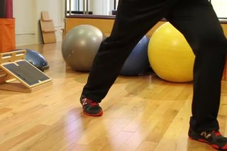 Exercises & Stretches for the Calves, Legs, Ankles & Feet