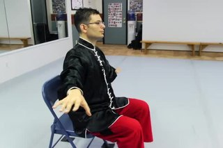 Tai Chi Exercises in a Chair