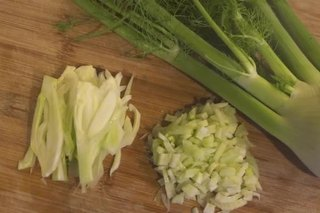 How to Chop Fennel