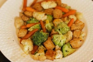 Low-Carb Pork Stir-Fry