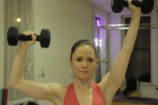 Isometric Shoulder Presses