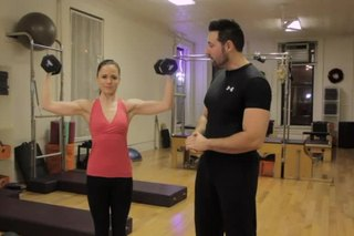 Shoulder Exercises With Dumbbells to Prevent Dislocations