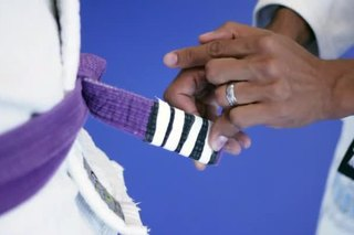 How to Install Stripes on a Jiu-Jitsu Belt