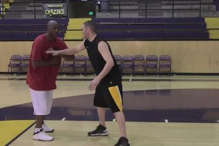 Basketball Drills on Blocking Out