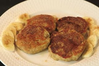 What Can You Do With Sweet Potato Patties & Cinnamon-Sugar?