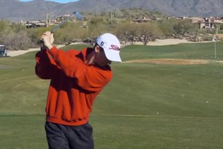 Where Are Your Hands at the Top of the Backswing?