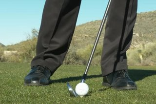 How to Cure Topping Shots in Golf