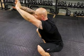 Leg Squat Form Explained