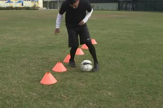 How to Train Dominance in Another Foot for Soccer