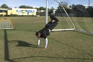 How to Scorpion Kick