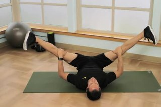 Side-Lying Groin Stretches