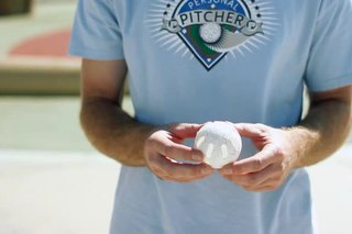 How to Throw a Two-Seam Fastball With a Wiffle Ball