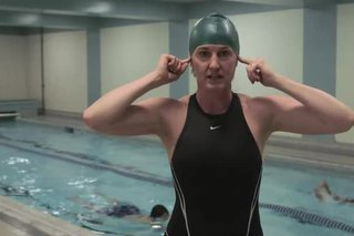 How to Put on a Swim Cap
