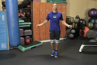 Jumping Rope to Strengthen Shins