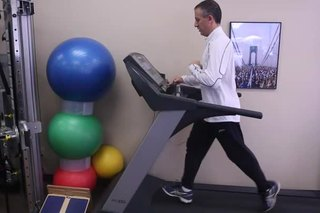 How to Increase Sprinter Speed by Training on a Treadmill